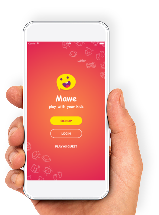 Overview Mawe App